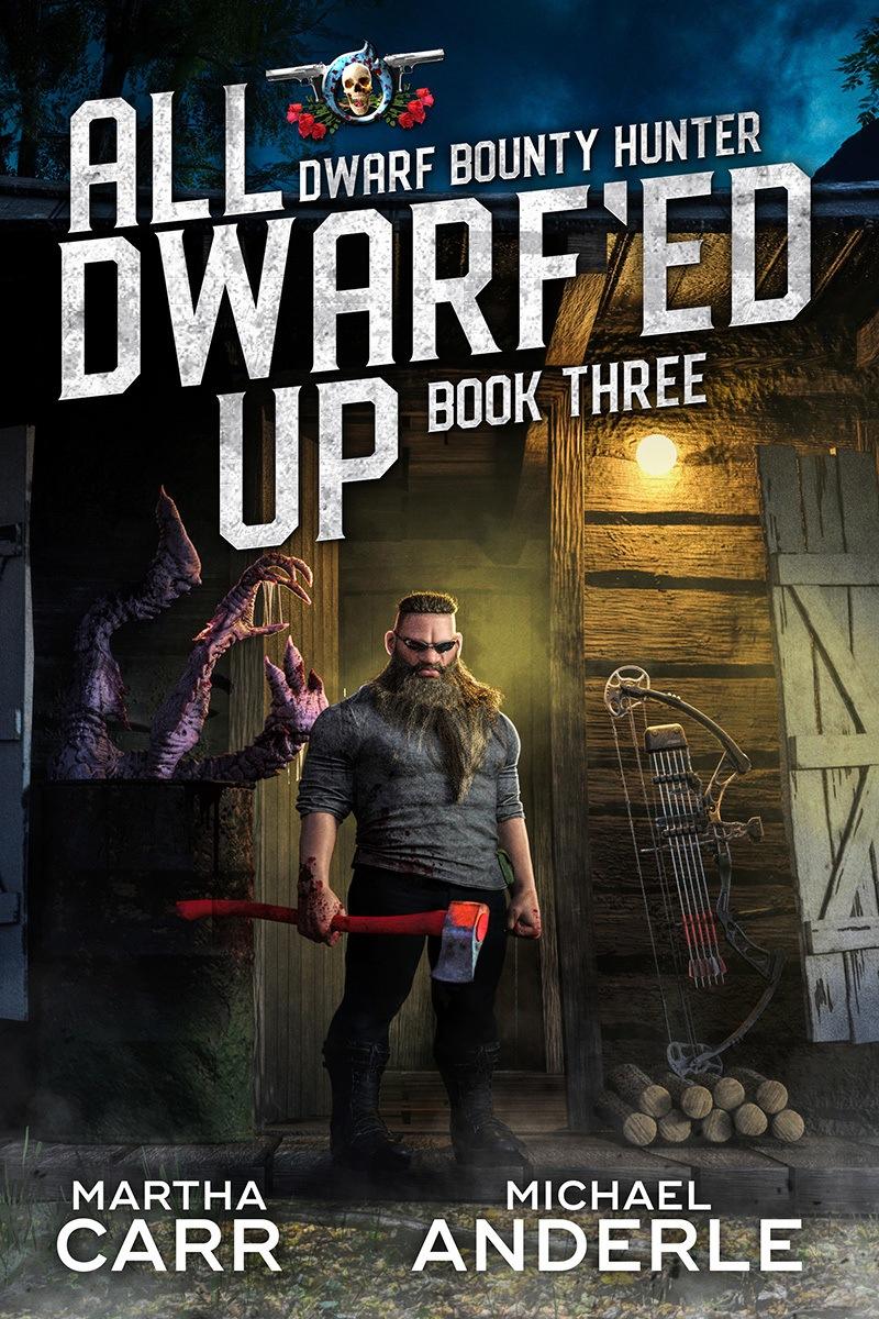 all Dwarfed up e-book cover