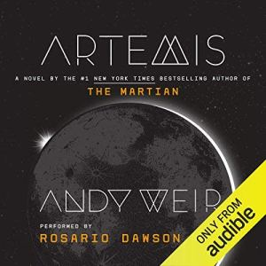 Top Selling Science Fiction Audiobooks at Audible Right Now - LMBPN