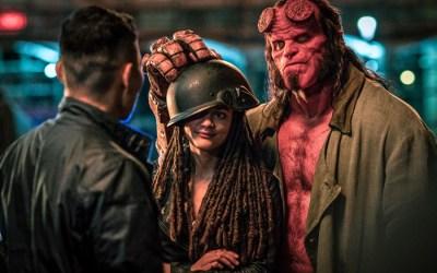 Movie Review: Hellboy