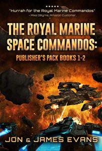 The Royal Marine Space Commandos