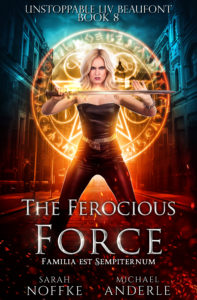 The Ferocious Force ebook cover