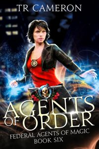 Agents of Order eBook cover