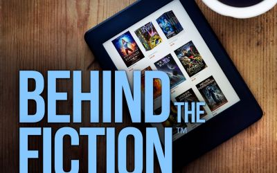 BTF007: Thom Cameron Discusses Book 6 in The Federal Agents of Magic Series