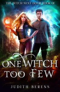 One Witch Too Few eBook Cover