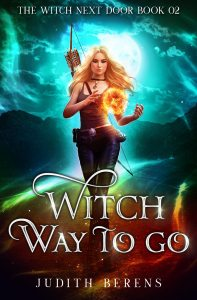 Witch Way to Go eBook Cover