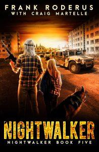 Nightwalker eBook Cover