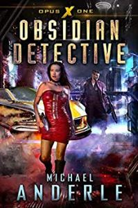 Obsidian Detective Book 1