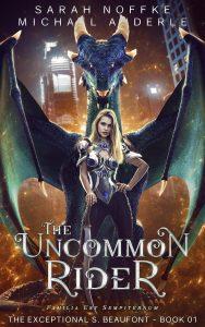 The Uncommon Rider eBook Cover