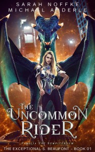 The Uncommon Rider eBook Cover