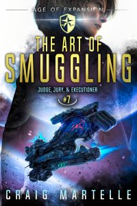 ARt of Smuggling ebook cover