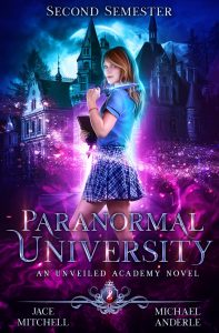 Paranormal University eBook cover