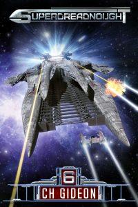 Superdreadnought 6 eBook Cover