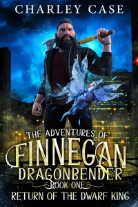 Finnegan book 1 ebook cover