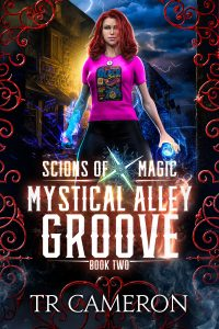 mystical alley groove ebook cover