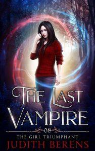 The Last Vampire eBook cover