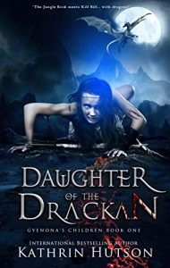 Daughter of the dracken ebook cover