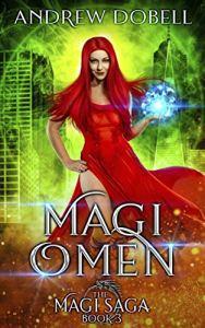 Magi Omen ebook cover