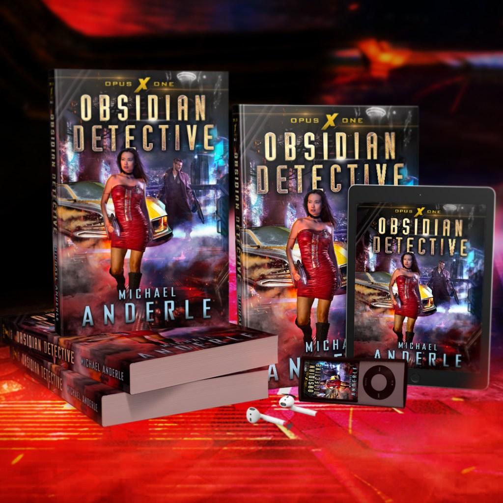 Obsidian Detective Banner