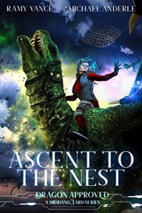 Ascent to the nest ebook cover