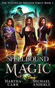 Spellbound Magic ebook cover