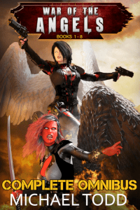 War of the Angels ebook cover