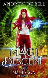 Magi Descent ebook cover