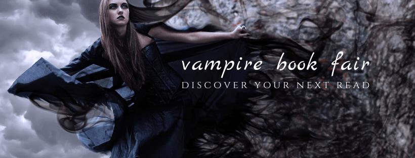 vampire book fair banner