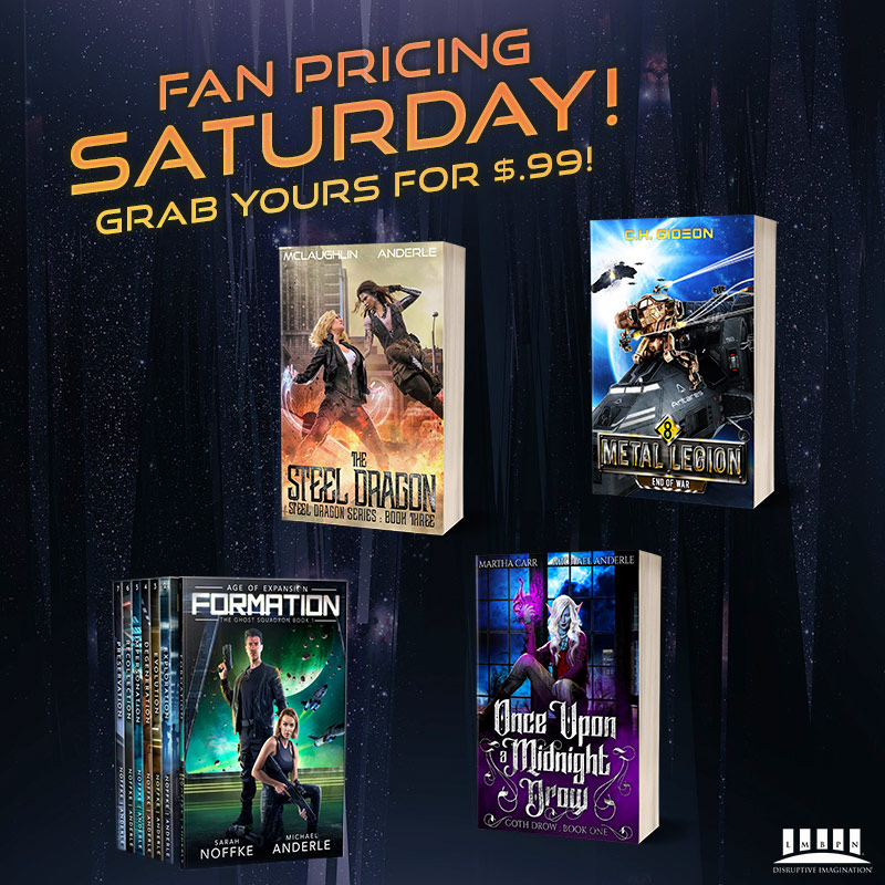 Fan's Pricing Saturday banner