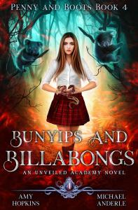 Bunyips ebook cover