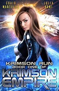 Krimson Run ebook cover