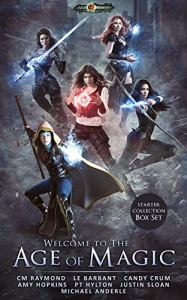 Welcome to the age of magic cover