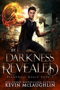 By Darkness Revealed ebook cover