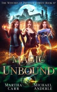 Magic Unbound ebook cover