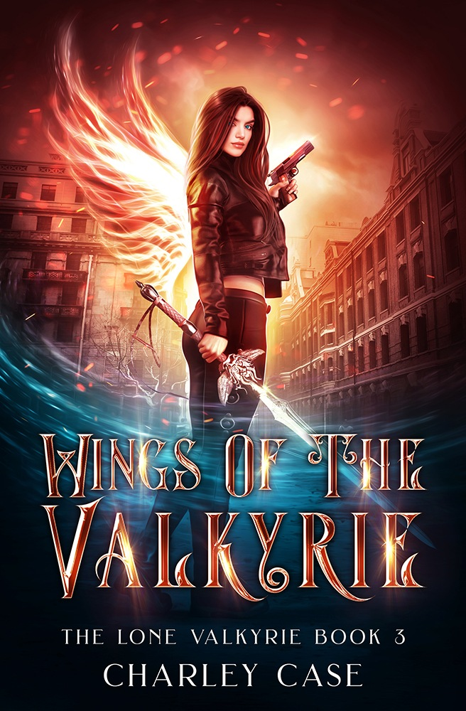 Wings of the Valkyrie ebook cover