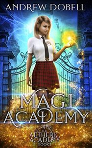 Magi Academy ebook cover