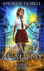 Magi Academy ebook cover