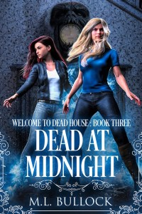 Dead at midnight ebook cover
