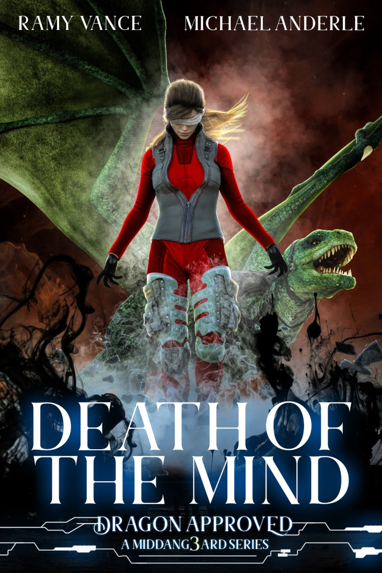Death of the Mind ebook cover