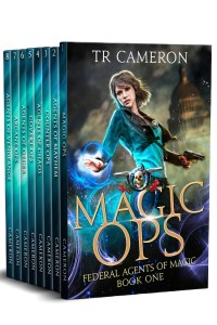 Federal Agents of Magic Boxed Set