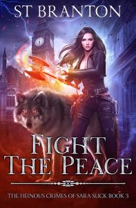 Fight the peace ebook cover