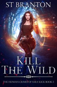 Kill the Wild ebook cover