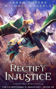 Rectify Injustice ebook cover
