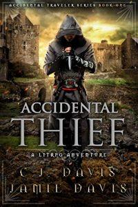 Accidental Thief e-book cover