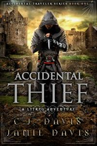 Accidental Thief e-book cover