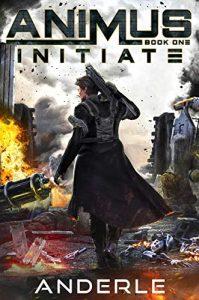Animus e-book cover