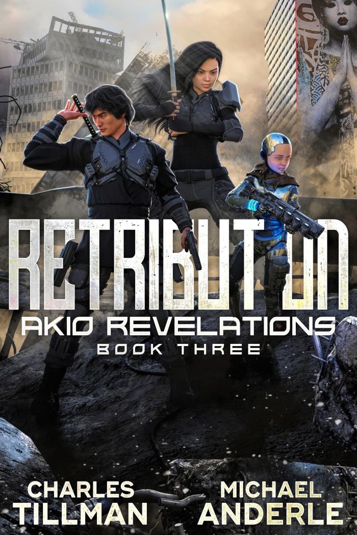 Retribution ebook cover