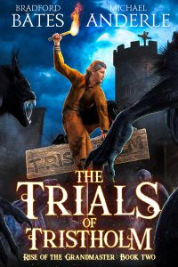 Trials of Tristholm ebook cover