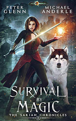 Survival By Magic e-book cover