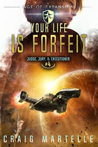 YOUR LIFE IS FORFEIT e-book cover