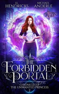 THE FORBIDDEN PORTAL E-BOOK COVER